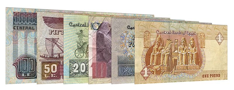 tiền ai cập