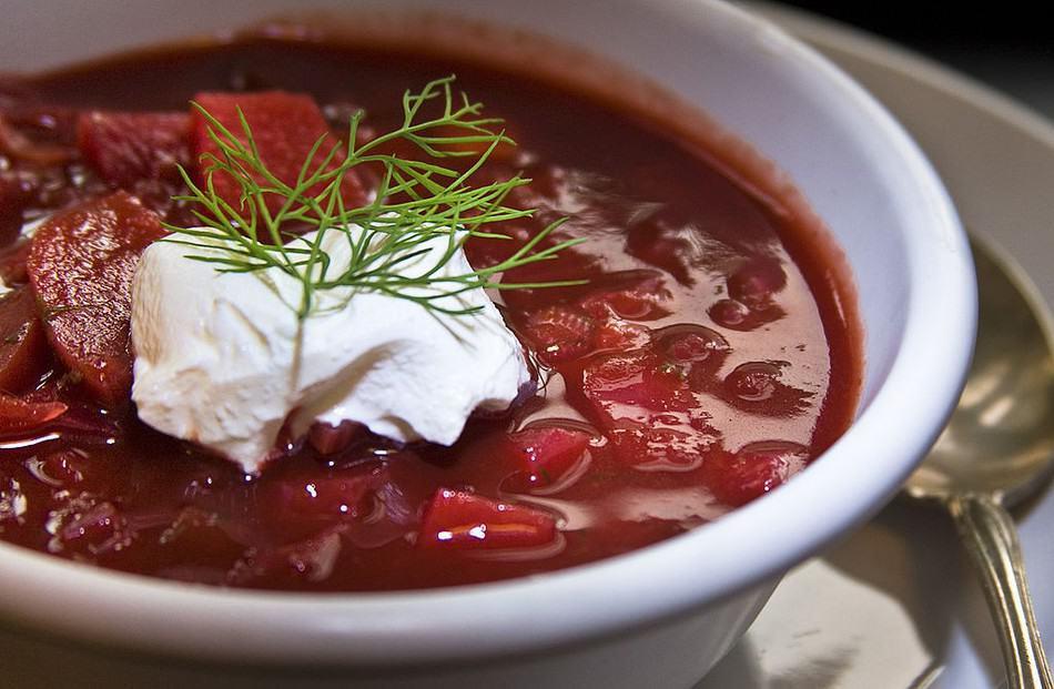 Ẩm thực Nga – 8 Món Ăn truyền thống Nga Hấp dẫn nhất