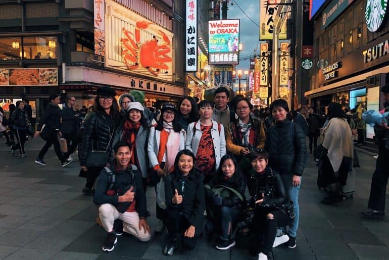 TOP 5 đặc sản Osaka tại khu phố Dotonbori