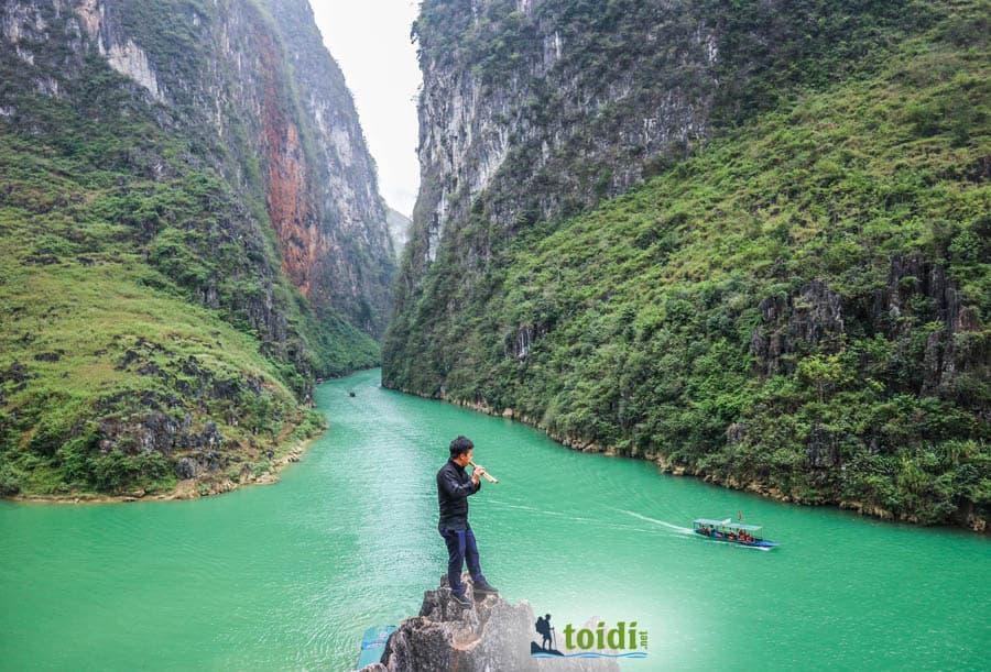 Sông Nho Quế Có 3 Góc Chụp Ảnh Siêu Chất