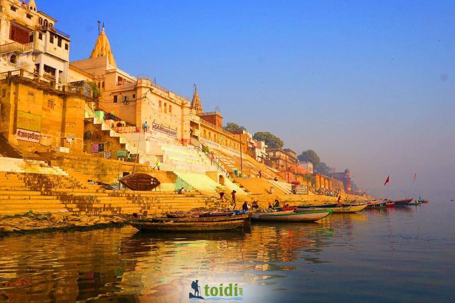 Kinh nghiệm Du lịch VARANASI – thành phố Cổ Xưa nhất Ấn Độ