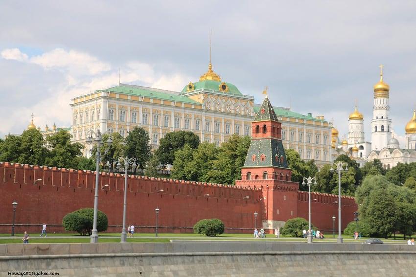 Khám Phá – ĐIỆN KREMLIN – Trái Tim của Nước Nga Vĩ Đại
