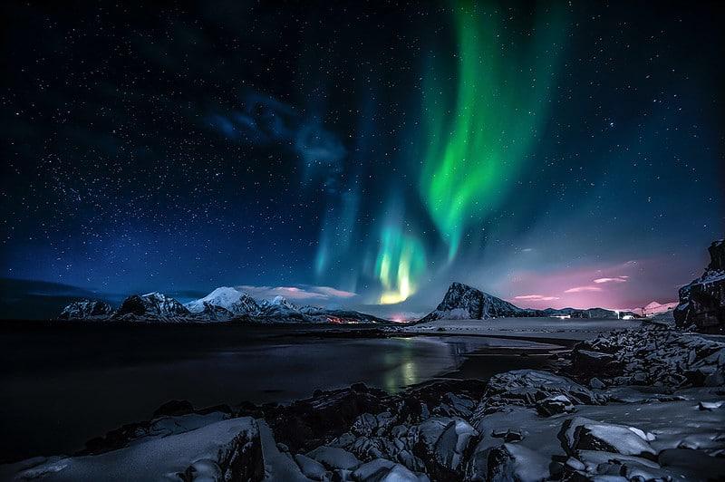 Bắc Cực Quang là gì? Nơi nào Ngắm Cực Quang đẹp nhất trên thế giới?