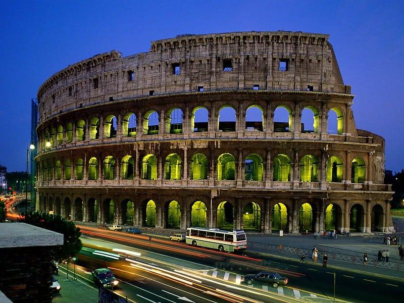 Đấu Trường La Mã & Những Bí Ẩn Ngàn Năm của Nước Ý
