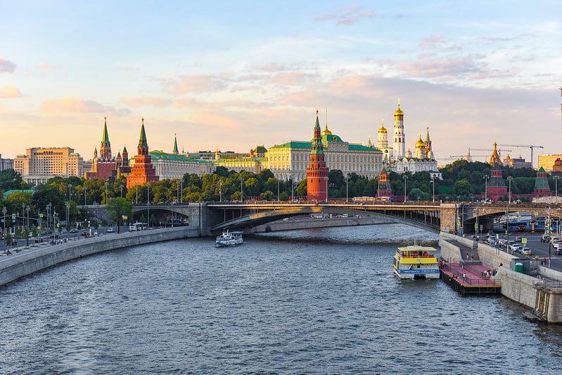Thành phố MOSCOW Ở Đâu? – Moscow Có gì Nổi tiếng?