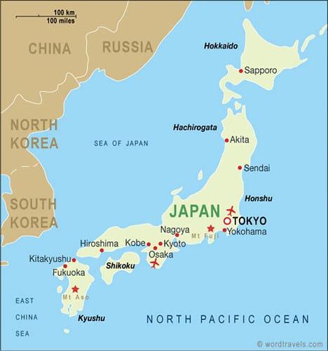 Nhật Bản Tổng Quan – Những Điều Phải Biết Trước Khi Đến Nhật Bản