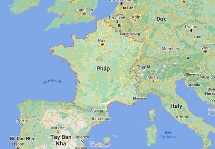 Dân Số Pháp là bao nhiêu? Nguồn gốc Dân tộc Pháp từ đâu?
