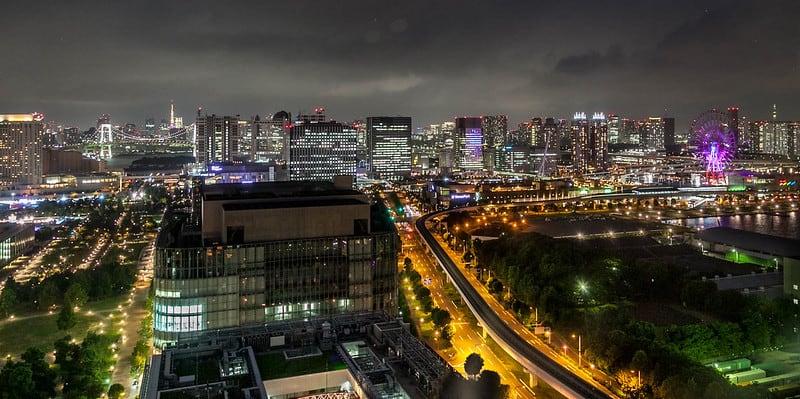 Những Địa điểm Nổi tiếng ở Tokyo bạn phải đến 1 lần trong đời
