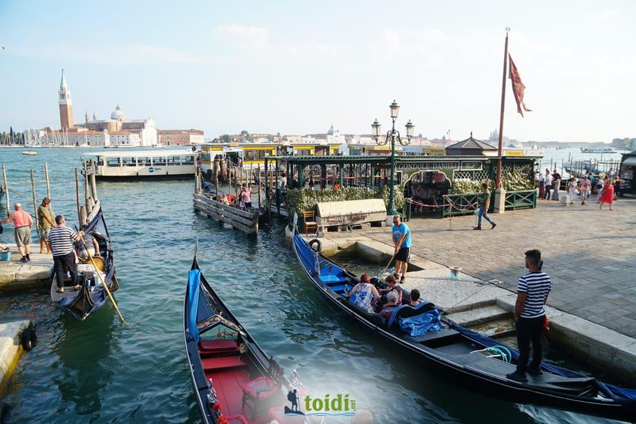 Thành Phố Venice – Những Bí Ẩn Lịch Sử ít người biết