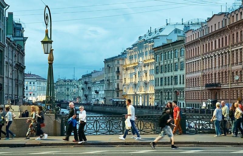Bạn biết gì về Đêm Trắng ở Nga ?