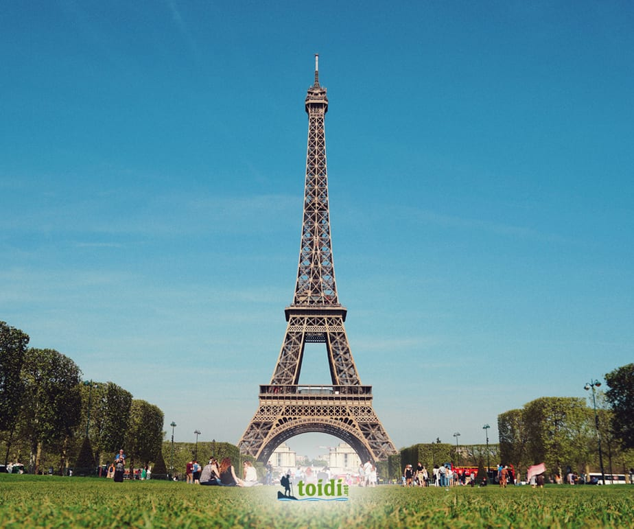 Tại Sao Tháp Eiffel là Điểm đến số 1 ở Pháp