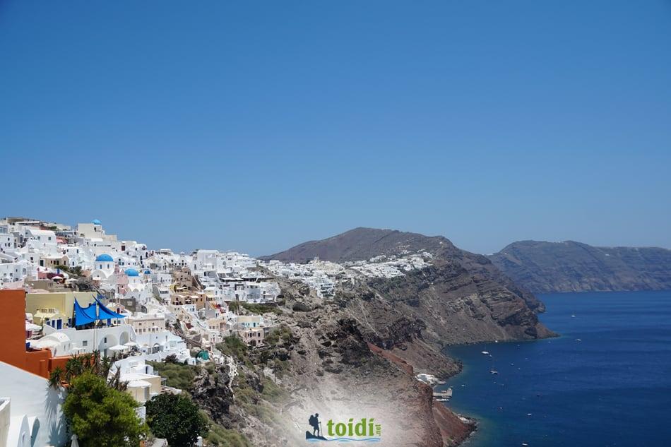 Kinh nghiệm Du Lịch Santorini Hy Lạp Tự Túc – Mới nhất