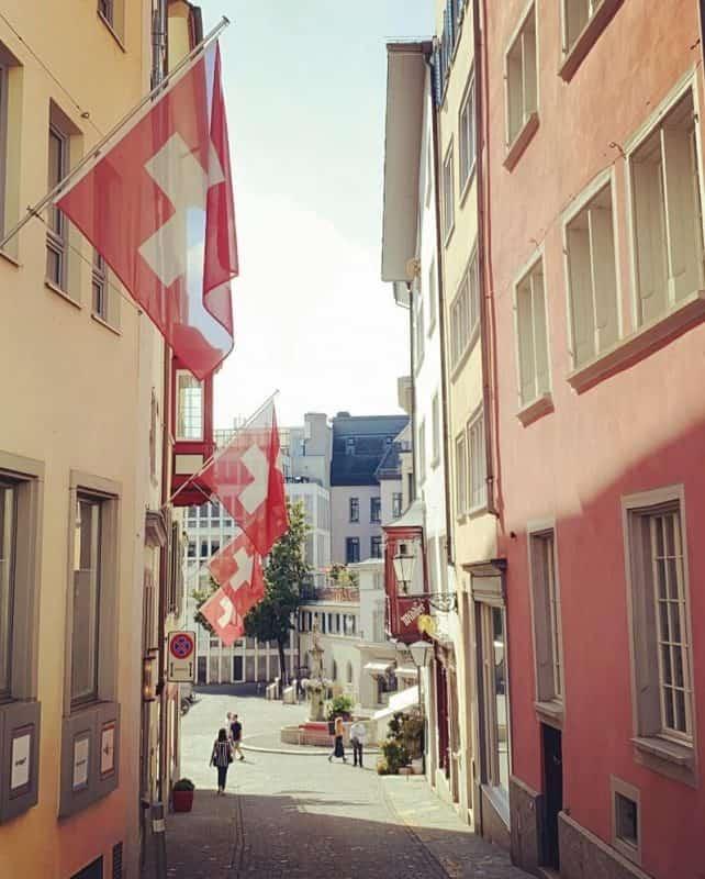 Du Lịch Thụy Sĩ Tự Túc – Cần Lưu Ý 6 Điều Quan Trọng này