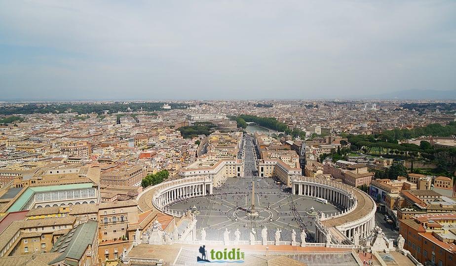 Thành Vatican – Bí ẩn thánh địa Thiên Chúa Giáo