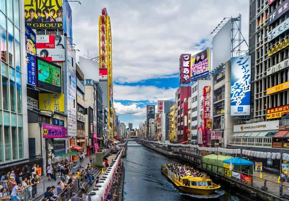 Osaka Có Gì đẹp – Nên chơi gì ở Osaka