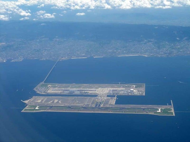 Đến Sân Bay Kansai Osaka Cần Lưu Ý 6 Điều Sau