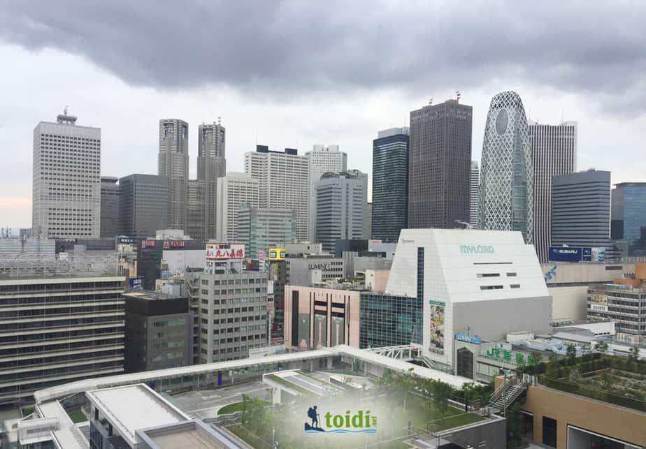 Những điều Nên Biết khi tới – Thành Phố Tokyo